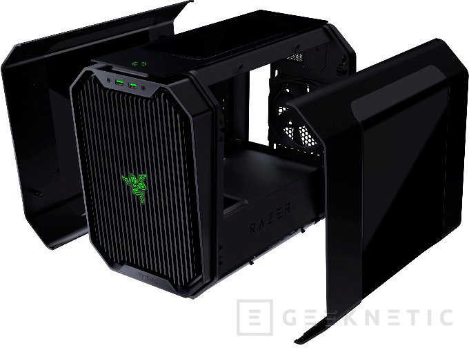 Razer y Antec crean una nueva torre gaming Mini-ITX , Imagen 2