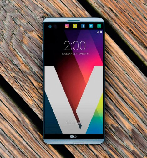 El LG V20 mantiene la apuesta por la doble pantalla y estrenará Android 7.0 Nougat, Imagen 1