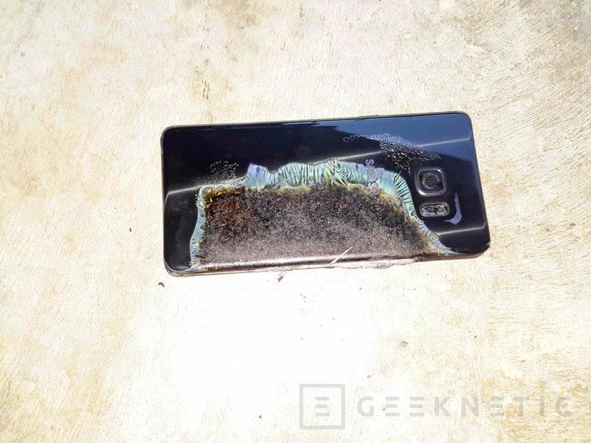 180.000 Dólares de multa para quien suba a un avión con un Samsung Galaxy Note 7, Imagen 1