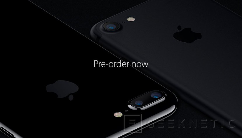 Llegan los iPhone 7 con resistencia al agua y doble cámara , Imagen 1