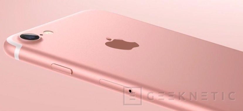 Llegan los iPhone 7 con resistencia al agua y doble cámara , Imagen 3