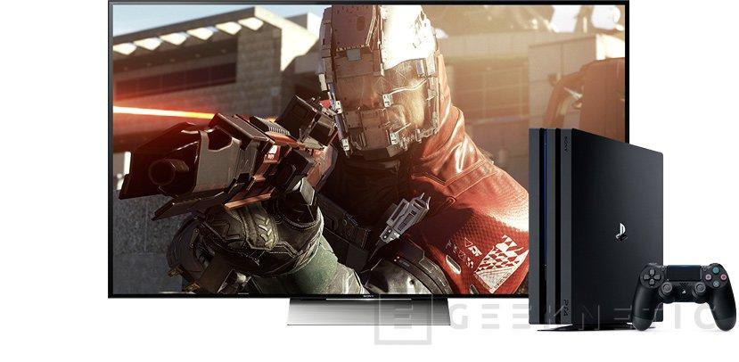 Sony anuncia la PlayStation 4 Pro con más potencia para 4K, Imagen 1