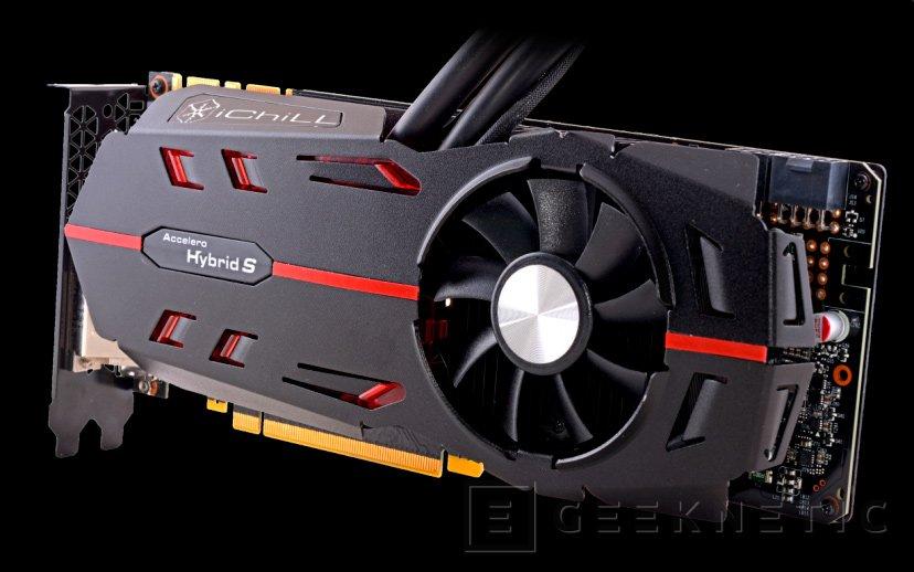 Inno3D GTX 1080 iChill Black con refrigeración híbrida líquido-aire, Imagen 1