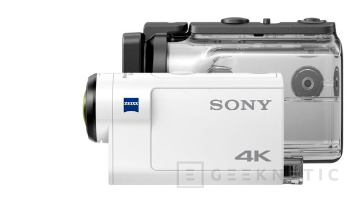 Sony lanza las nuevas cámaras deportivas AS300R y X3000R, Imagen 2
