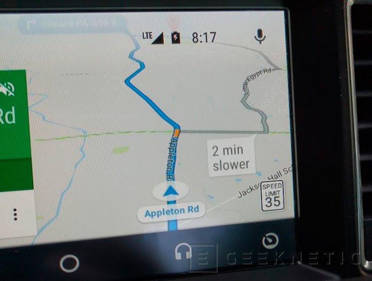 Google implementará límites de velocidad en Google Maps, Imagen 1