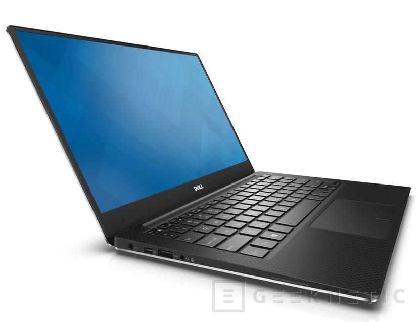Los procesadores Intel Kaby Lake llegan a los Dell XPS 13, Imagen 1