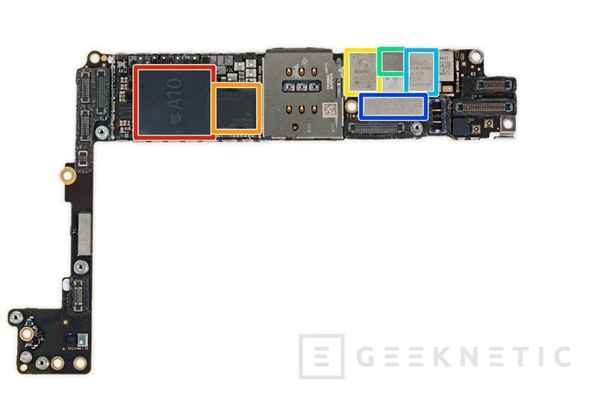 El iPhone 7 Plus tiene 3 GB de RAM y 2.900 mAh de batería, Imagen 1