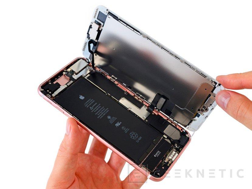 El iPhone 7 Plus tiene 3 GB de RAM y 2.900 mAh de batería, Imagen 2