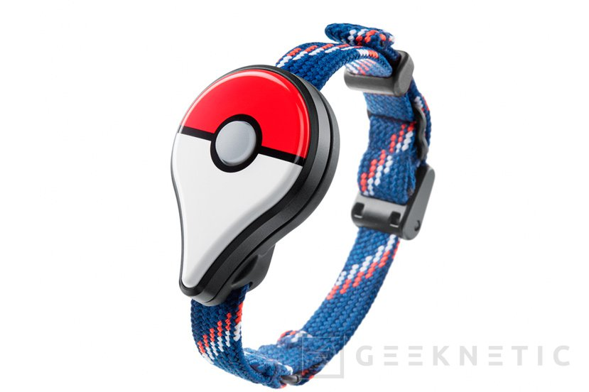 Ya disponible el wearable Pokemon Go Plus, Imagen 1