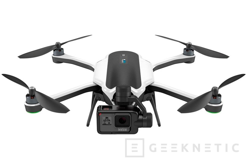 GoPro abandona el mercado de drones, Imagen 1