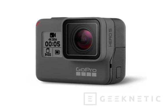 GoPro rebaja sus cámaras Hero 5 , Imagen 1