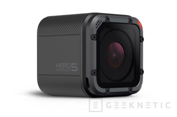 GoPro rebaja sus cámaras Hero 5 , Imagen 3