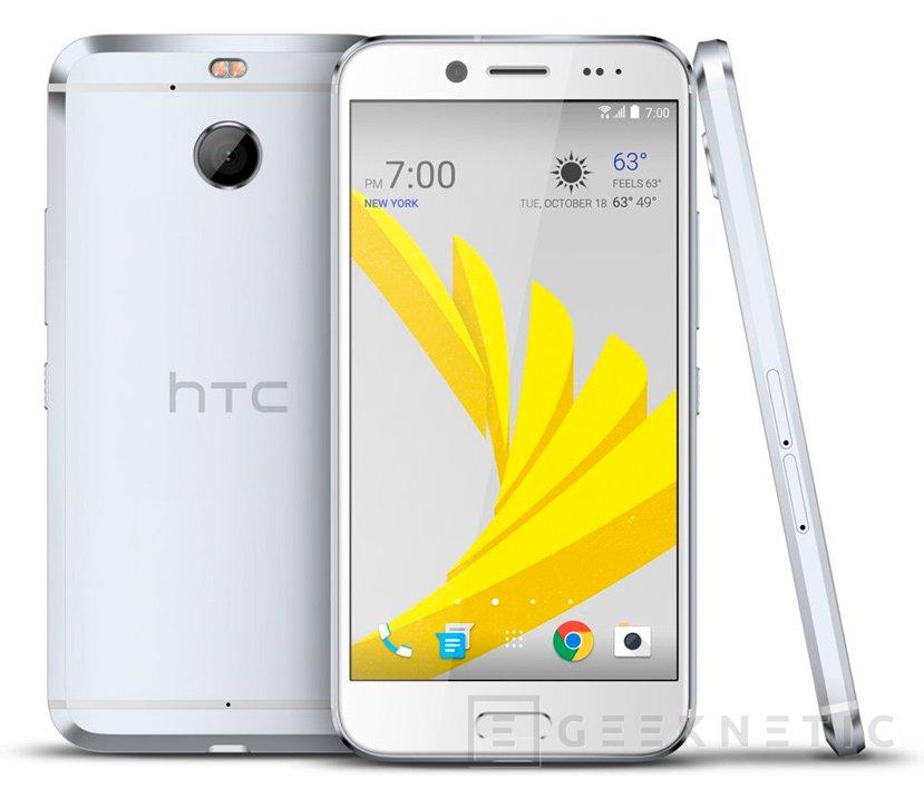 HTC también eliminará el conector minijack en su nuevo smartphone HTC Bolt, Imagen 1