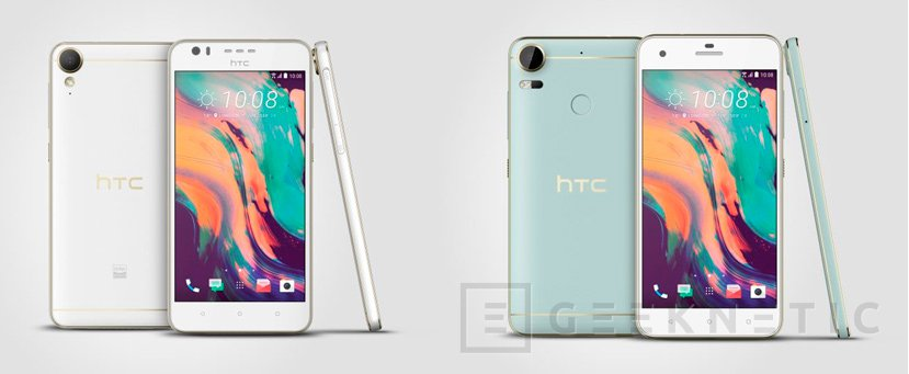 HTC lanza dos Desire 10 para cubrir la gama baja y gama media, Imagen 1