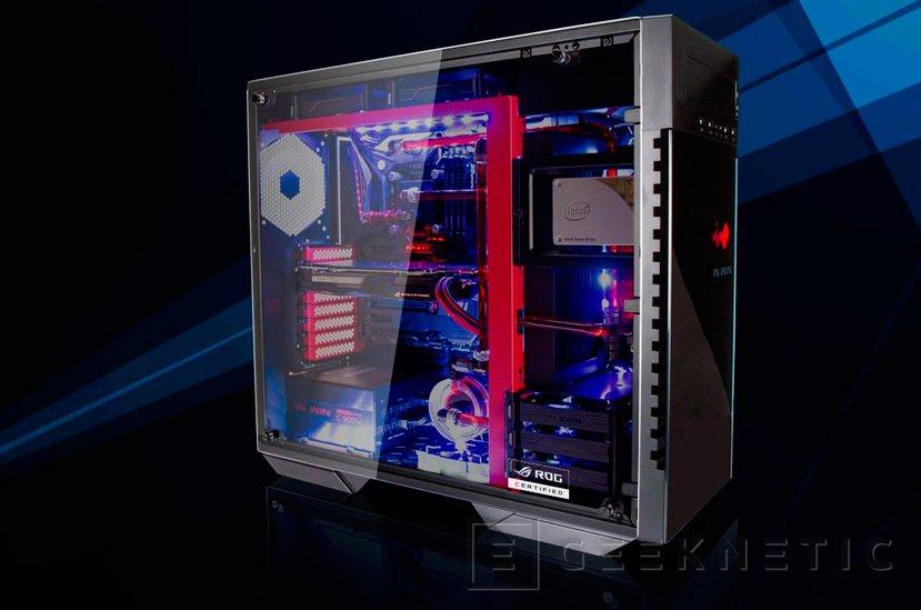 In Win 509, nueva semi-torre con soporte para placas E-ATX, Imagen 2