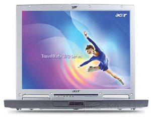 Acer presenta la nueva serie de equipos portatiles TravelMate 370, Imagen 1