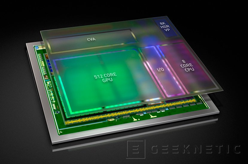 NVIDIA anuncia Xavier, una plataforma para vehículos autónomos basada en la aquitectura Volta, Imagen 1