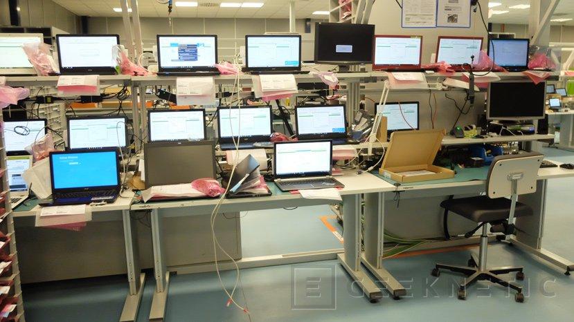 ACER nos sorprende con su infraestructura de servicio técnico en España, Imagen 1