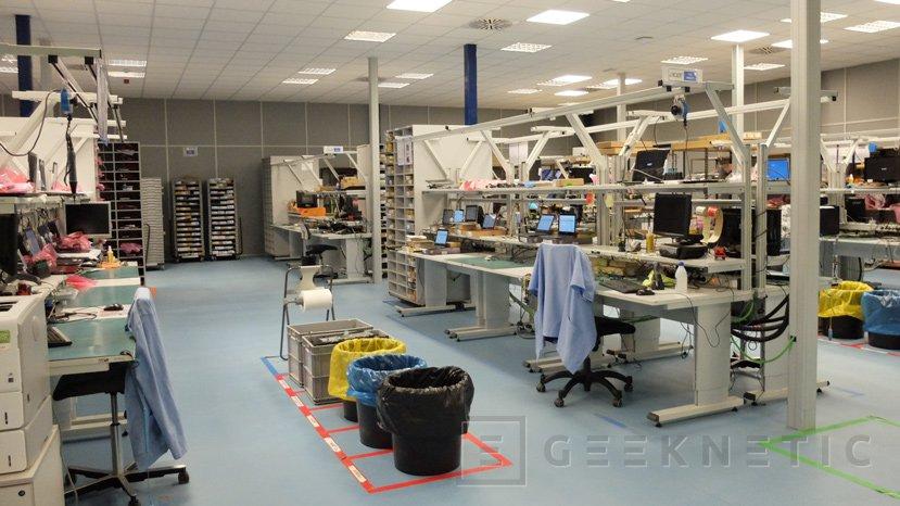 ACER nos sorprende con su infraestructura de servicio técnico en España, Imagen 2