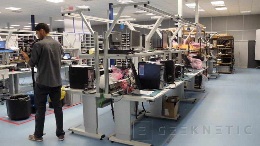 ACER nos sorprende con su infraestructura de servicio técnico en España, Imagen 3
