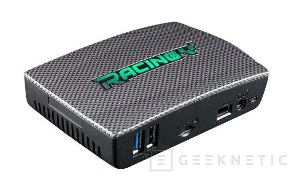 Biostar Racing P1, un ordenador que podrás llevar en el bolsillo, Imagen 1