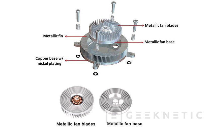 Thermaltake y CoolChip lanzan Engine 27, el primer disipador cinético del mercado, Imagen 2
