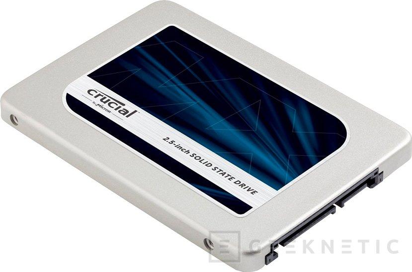 SSD Crucial MX300 de 525 GB por 107,90 Euros, Imagen 1