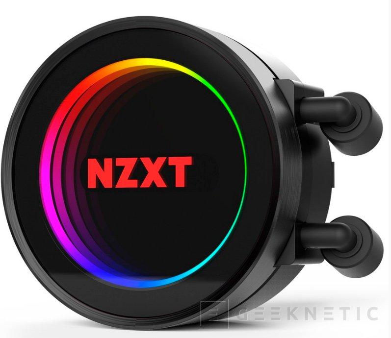 Las refrigeraciones líquidas NZXT Kraken reciben a tres nuevos modelos de 140, 240 y 280 mm, Imagen 1