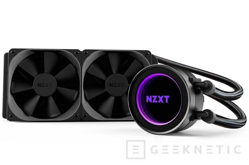 NZXT también regalará los kits AMD para sus refrigeraciones líquidas Kraken, Imagen 1