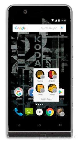 Kodak Ektra, un smartphone por y para la fotografía, Imagen 2
