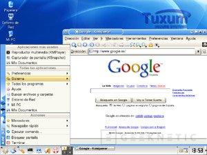 Tuxum lanza al mercado un nuevo sistema operativo y nuevos Tablets PC, Imagen 1