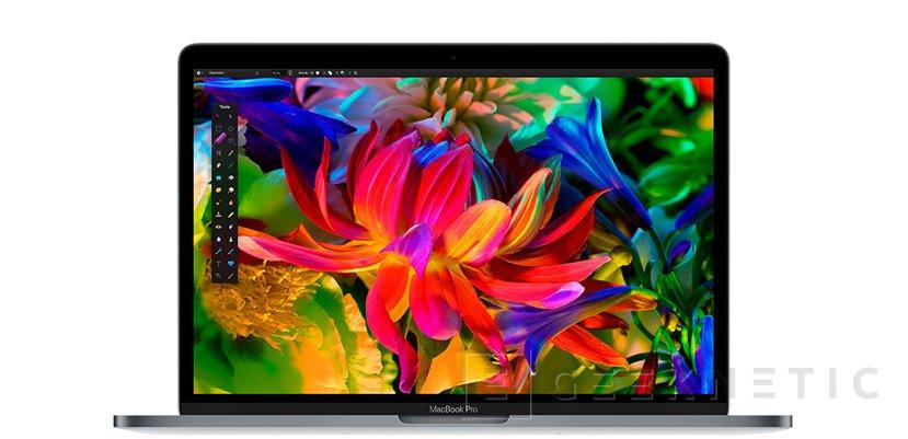 Estas son las especificaciones de las AMD Radeon Pro 400 que integran los nuevos MacBook Pro, Imagen 1