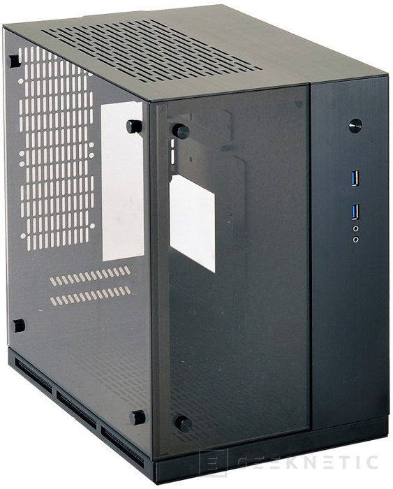 Lian Li PC-Q37, una torre mini-ITX con cristal templado, Imagen 1