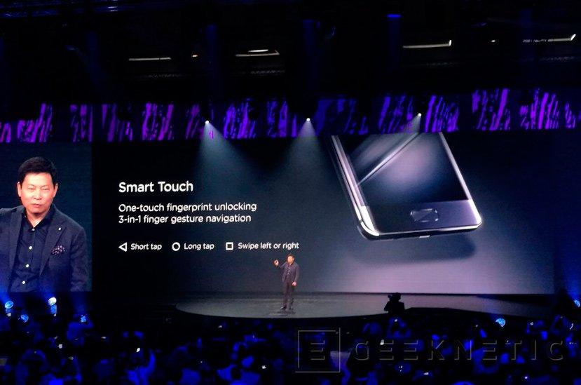 Mate 9, pantalla curvada y diseño de Porsche para la gama alta de Huawei, Imagen 2