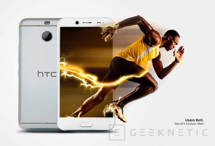 El HTC 10 Evo es la versión internacional del HTC Bolt, Imagen 1