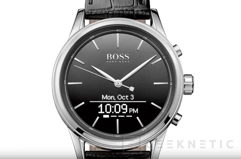 Así son los smartwatch de HP con diseño de Ferrari y Hugo Boss, Imagen 2