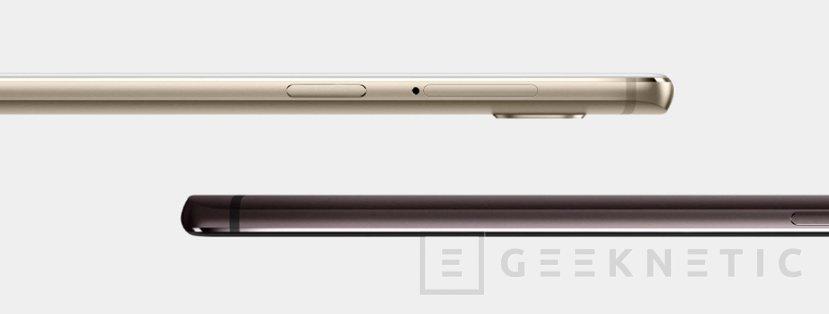 El OnePlus 3T se hace oficial con un Snapdragon 821 y 6 GB de RAM, Imagen 2