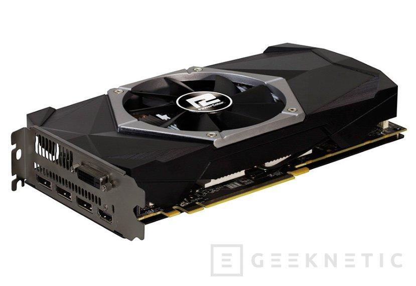 PowerColor anuncia una segunda versión más económica de su Radeon RX 470 Red Dragon , Imagen 1
