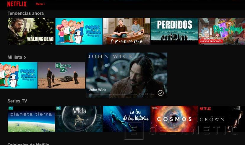 Netflix ya soporta 4K en Windows 10 pero solo con procesadores Intel Kaby Lake, Imagen 1
