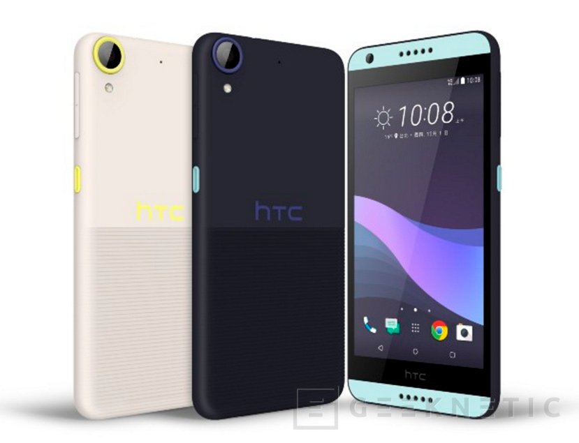 El Desire 650 es la apuesta por la gama baja de HTC, Imagen 1