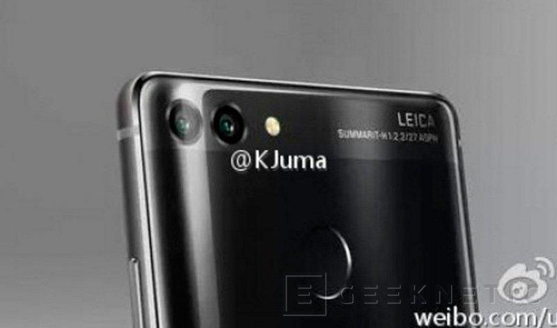Se filtra el Huawei P10 con doble cámara Leica, Imagen 1