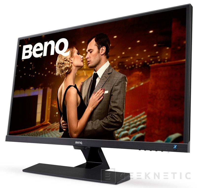 BenQ se preocupa de tus ojos con el monitor EW3270ZL