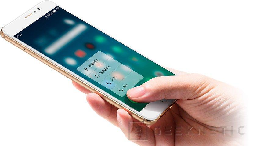 Meizu apunta a la gama alta con el Meizu Pro 6 Plus con Exynos 8890, Imagen 3
