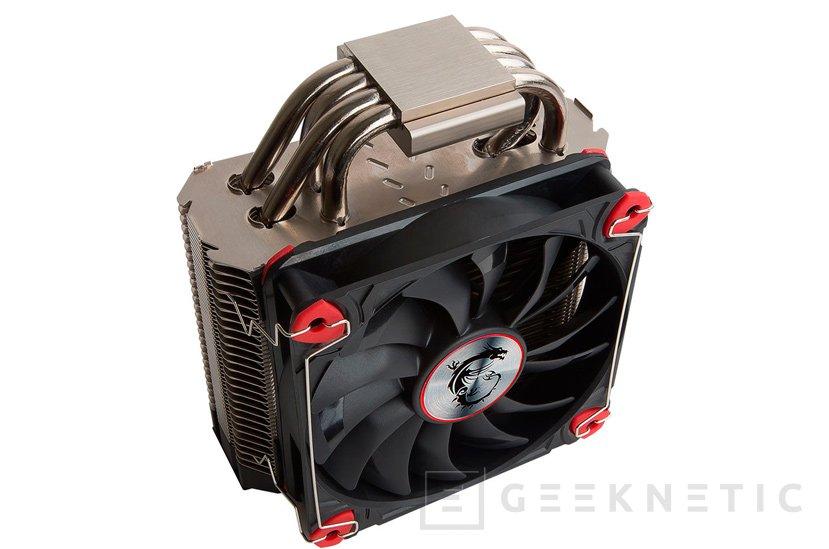 MSI lanza su propio disipador de CPU Core Frozr L, Imagen 2