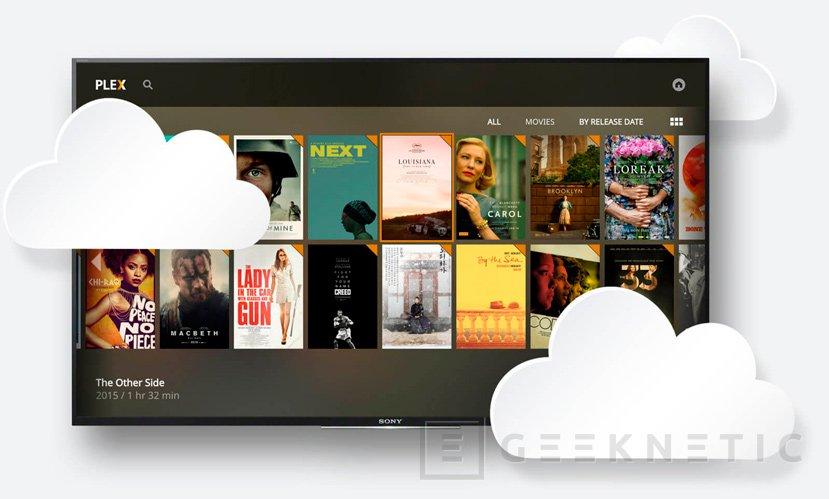 Plex puede reproducir contenidos multimedias desde OneDrive, Dropbox y Google Drive, Imagen 1
