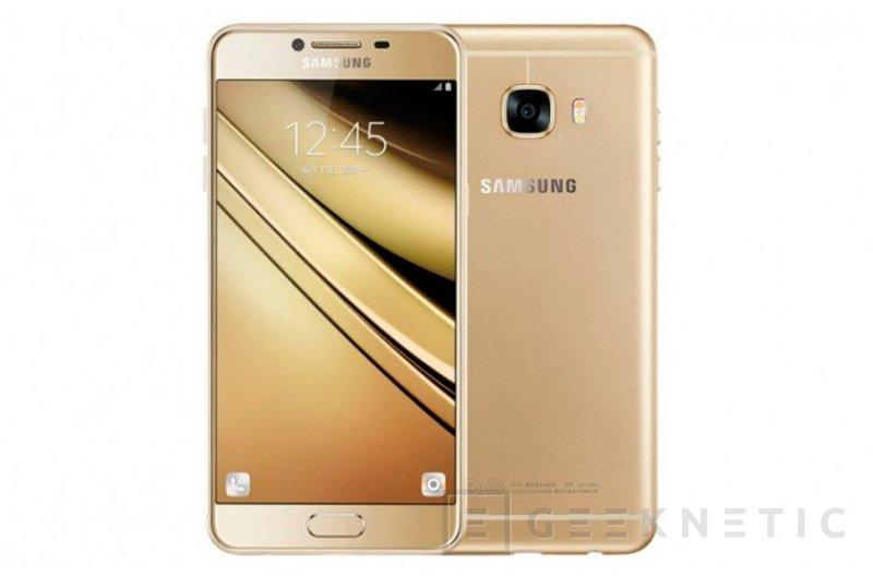 El Galaxy C7 PRO será el nuevo gama media