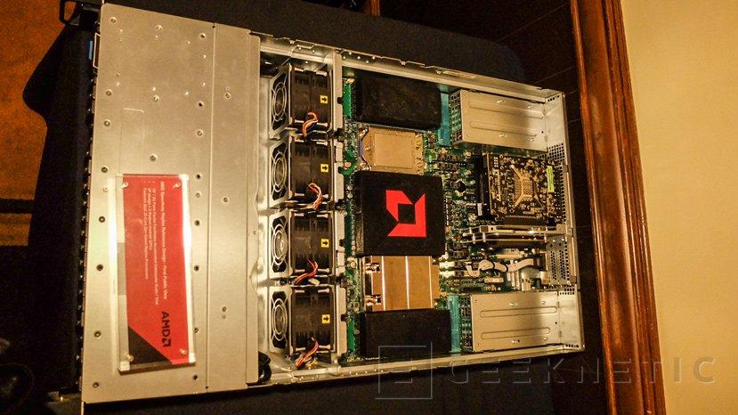 AMD anuncia Radeon Instinct, su plataforma de gráficas para Deep Learning, Imagen 2