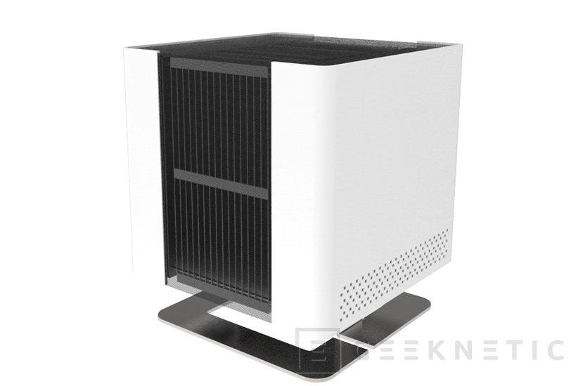 El PC Gaming Calyos HGS Cube no necesita ningún ventilador, Imagen 1