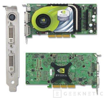 Nvidia lanza la esperada serie de tarjetas gráficas GeForce 6, Imagen 1