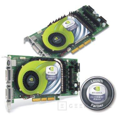 Nvidia lanza la esperada serie de tarjetas gráficas GeForce 6, Imagen 2